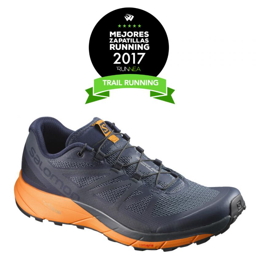 mejor zapatilla trail running 2017