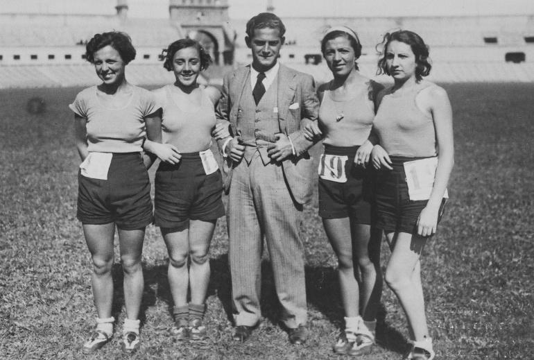 Mujeres Que Corren, el documental