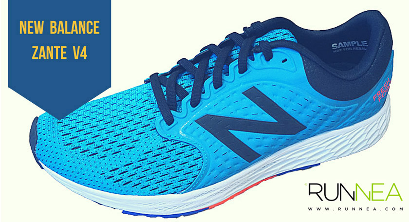 New Balance Fresh Foam Zante v4 - foto 1