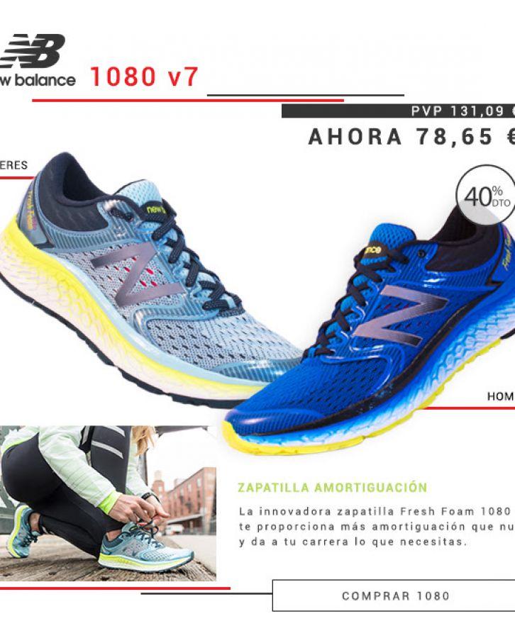 New Balance 1080 V7 Descuento