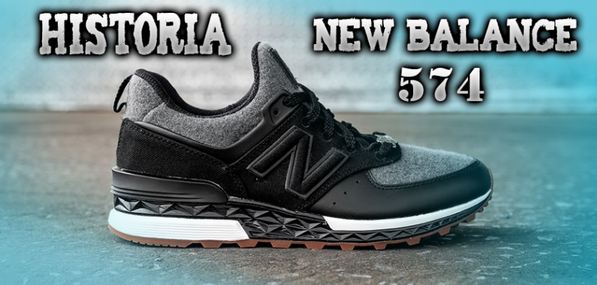 zapatillas new balance historia