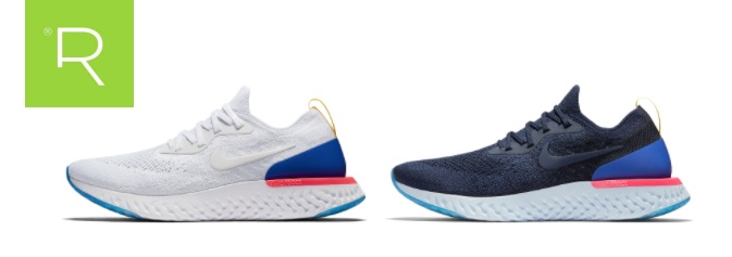 Nike Epic React Flyknit colores