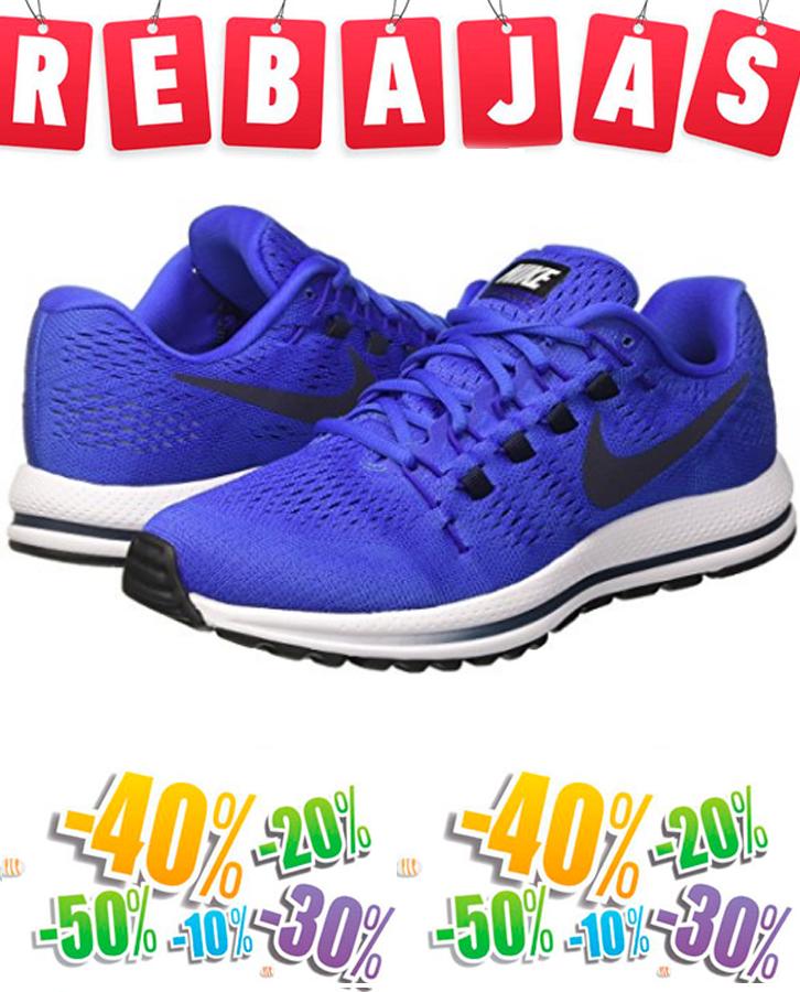 Rebajas Nike Running 2018: ¡Mejores ofertas en zapatillas de