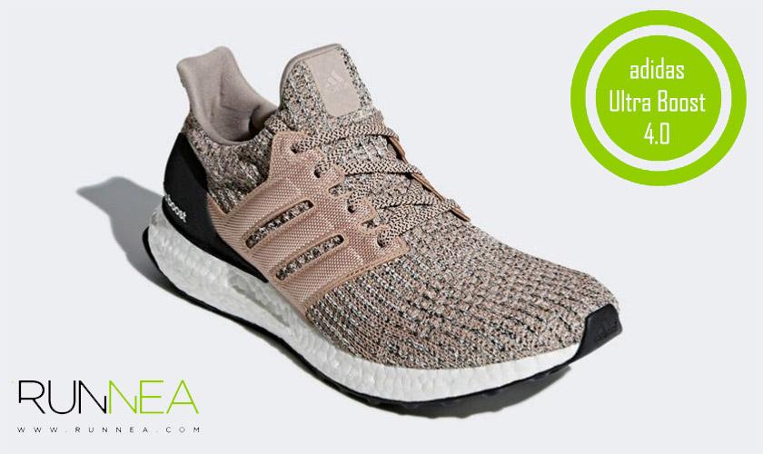 Las 20 mejores zapatillas para correr con sobrepeso - Adidas Ultra Boost 4.0