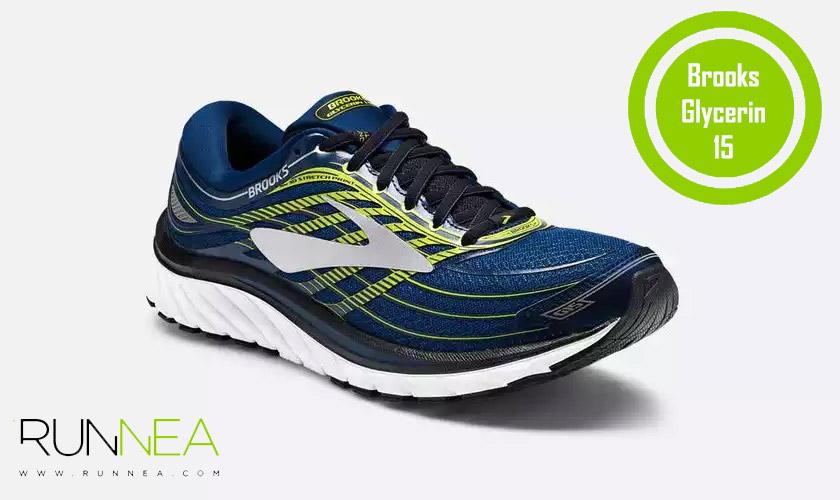 Las 20 mejores zapatillas para correr con sobrepeso - Brooks Glycerin 15
