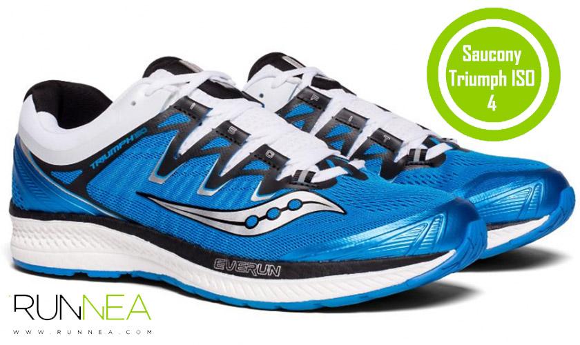 Las 20 mejores zapatillas para correr con sobrepeso - Saucony Triumph ISO 4
