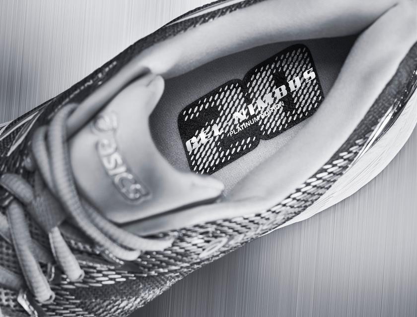 ASICS Gel Nimbus 20 Platinum, edición especial - foto 2