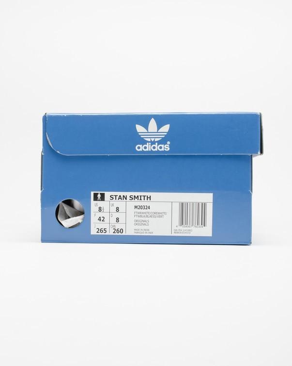 Adidas stan smith blu boxe