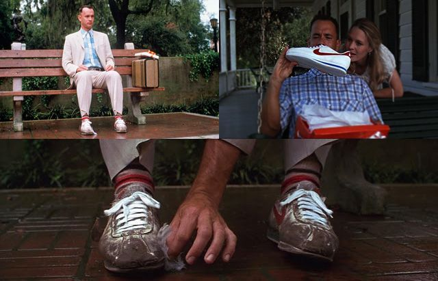 nike cortez mujer forest Gump