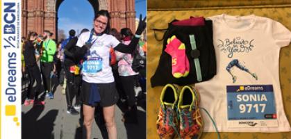 ¡Viaje exprés a la Media Maratón Barcelona 2018!