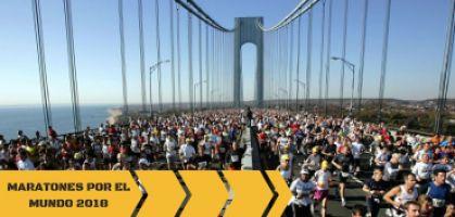 Mejores maratones para correr por el mundo 2018