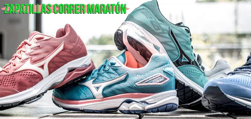Las mejores zapatillas de running para correr un maratón, en función de tu objetivo