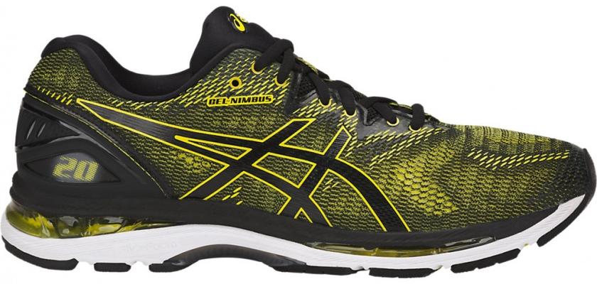 Las mejores zapatillas de running para correr un maratón, en función de tu objetivo - ASICS Nimbus 20