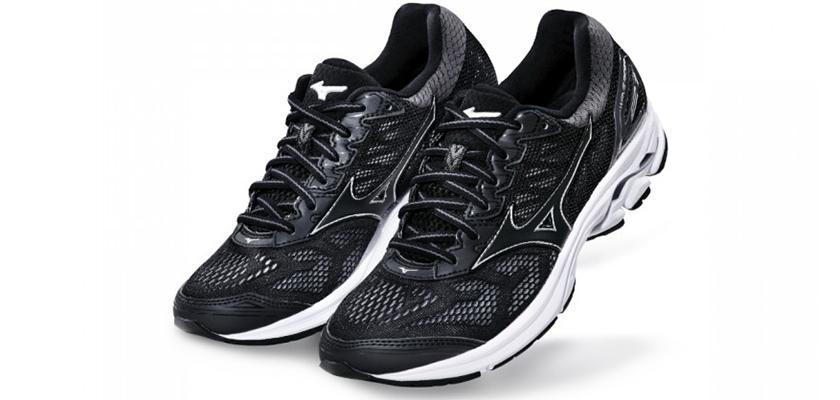 Las mejores zapatillas de running para correr un maratón, en función de tu objetivo - Mizuno Wave Rider 21