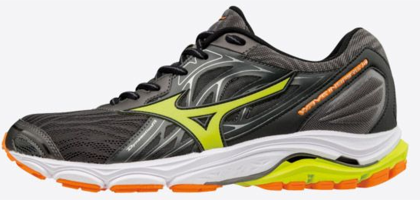 Las mejores zapatillas de running para correr un maratón, en función de tu objetivo - Mizuno Wave Inspire 14