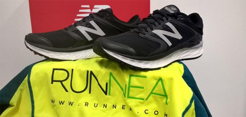 Las mejores zapatillas de running para correr un maratón, en función de tu objetivo - New Balance Fresh Foam 1080 v8