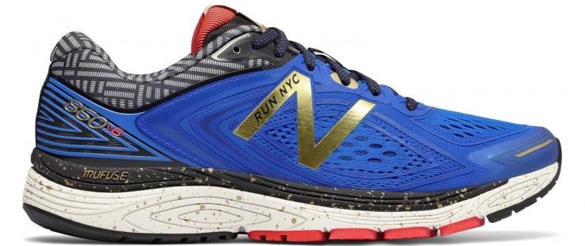 Las mejores zapatillas de running para correr un maratón, en función de tu objetivo - New Balance 860 v8