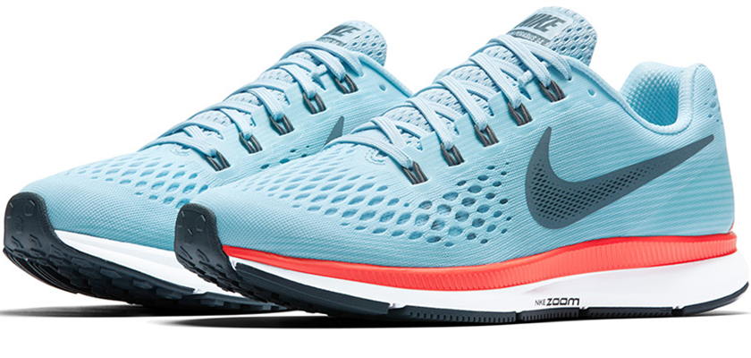Las mejores zapatillas de running para correr un maratón, en función de tu objetivo - Nike Pegasus 34