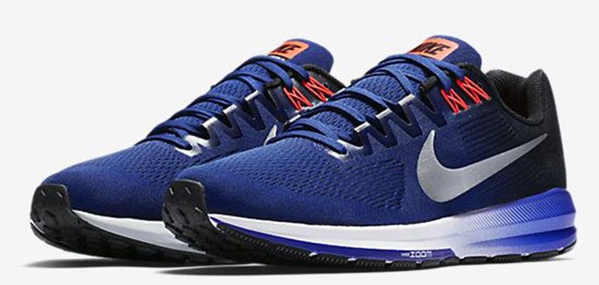 Las mejores zapatillas de running para correr un maratón, en función de tu objetivo - Nike Structure 21
