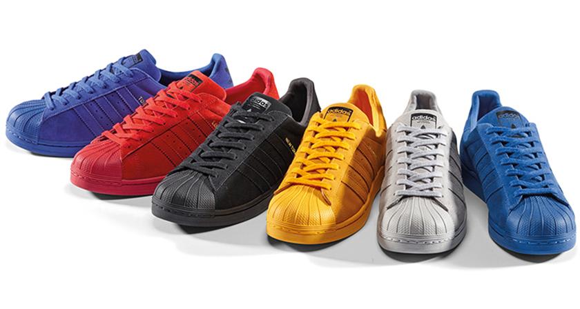Regalos para el Día del Padre: 10 ideas para regalar a un papá runner - Adidas SuperStar