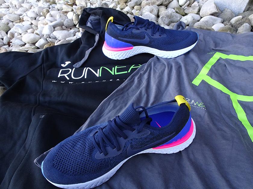 Regalos para el Día del Padre: 10 ideas para regalar a un papá runner - Nike React Epci Flyknit
