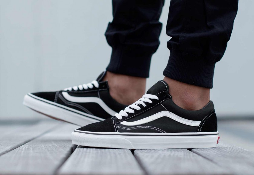vans old skool look
