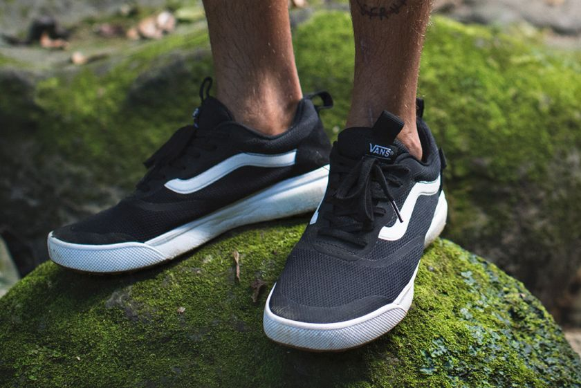 vans ultrarange sneaker