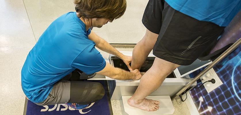 ASICS Foot ID: ¡Probamos el análisis de pisada para dar con nuestra zapatilla de running adecuada!