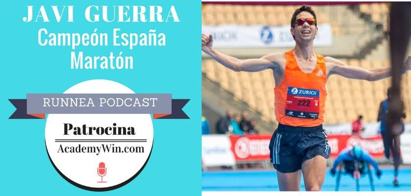 Javi Guerra: Los secretos del Campeón de España de Maratón 2018