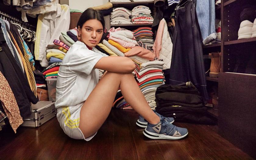 Kendal Jenner Adidas Arkyn