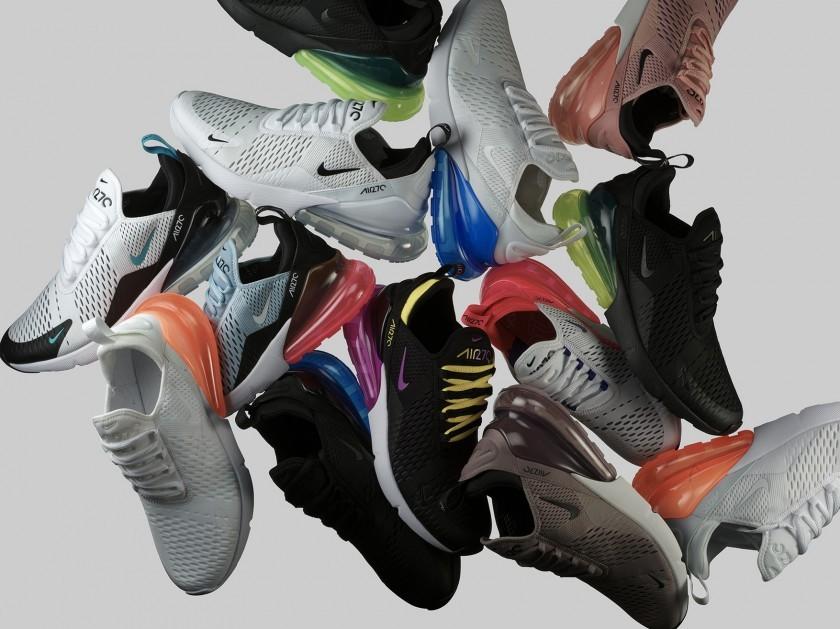 Estas son todas las Air Max que Nike va a lanzar en 2018