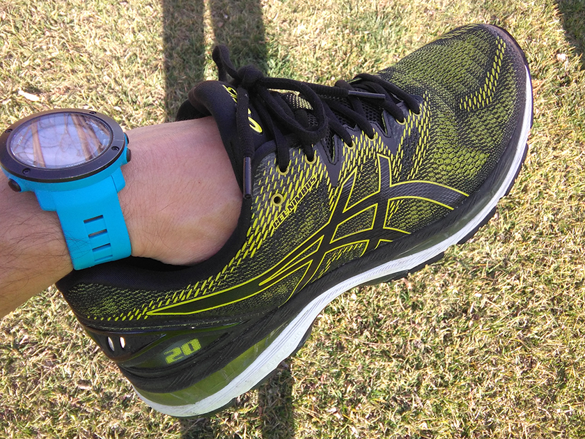 Review ASICS Gel Nimbus 20 - foto 12