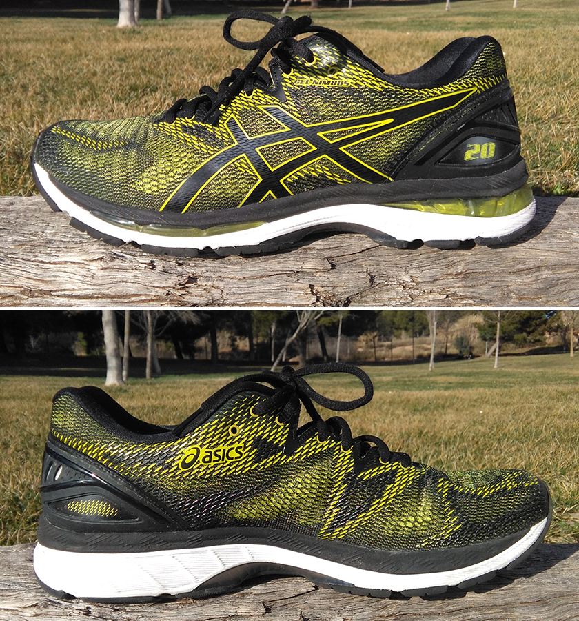 Review ASICS Gel Nimbus 20 - foto 4