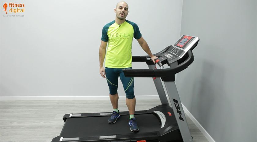 Cómo entrenar técnica de carrera en cinta de correr - foto 1