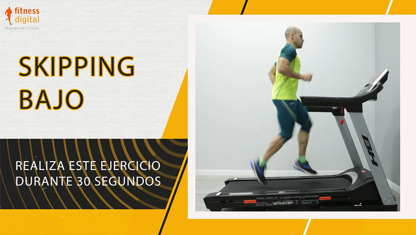 Cómo entrenar técnica de carrera en cinta de correr - foto 2