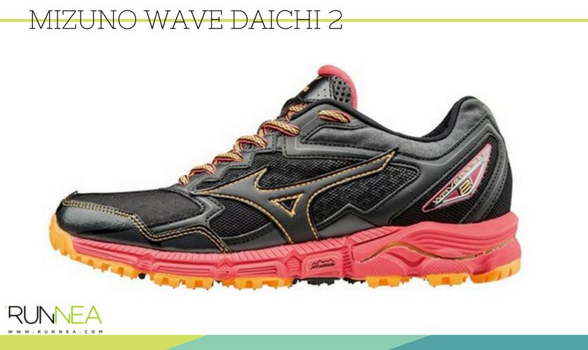 Mizuno Wave Daichi 2