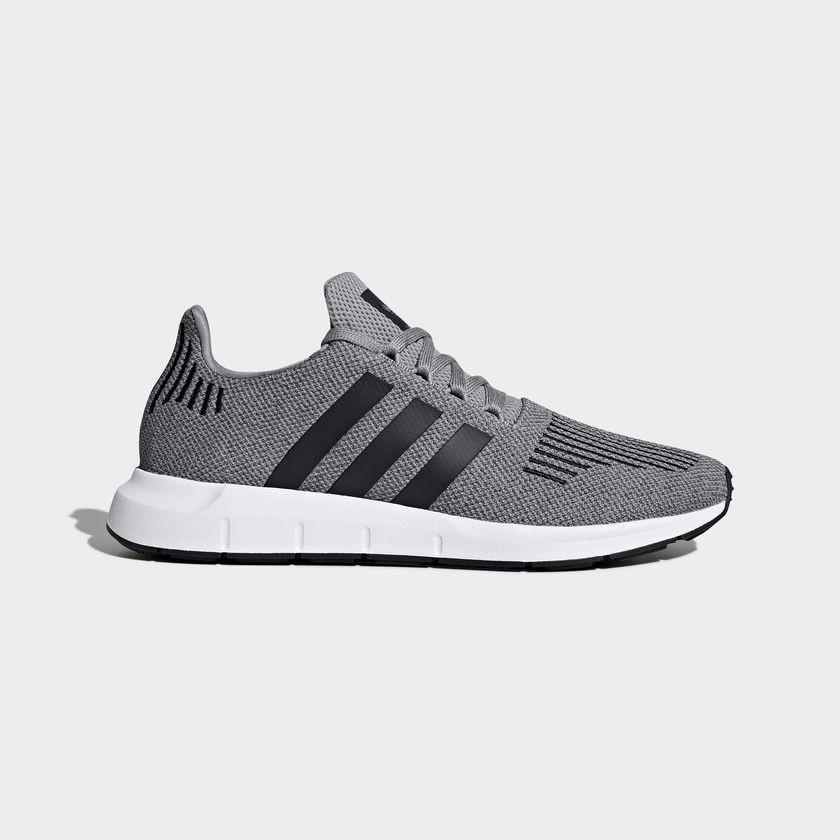 adidas swift run grises