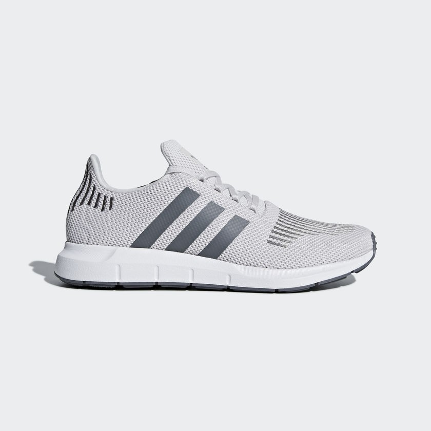 adidas swift run grises