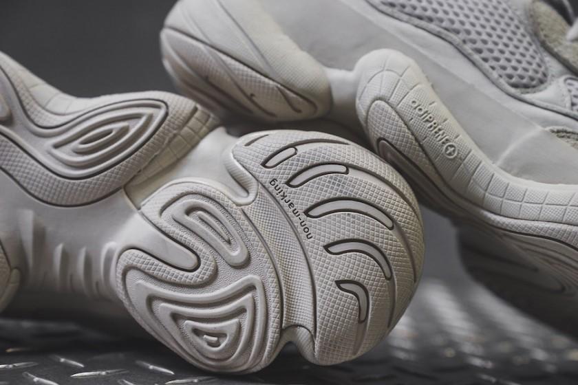 adidas yeezy 500 detalles