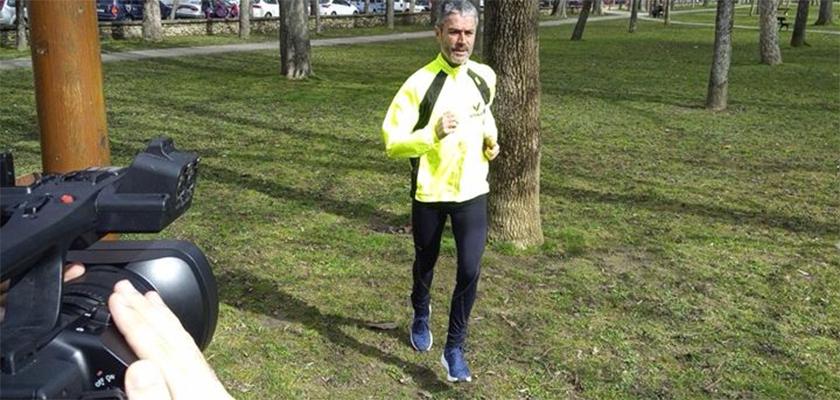 Entrenamiento invisible con Martín Fiz - cuidar la alimentación