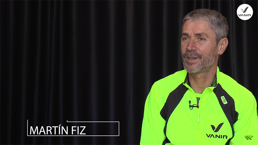 Entrenamiento invisible con Martín Fiz - suplementos nutricionales