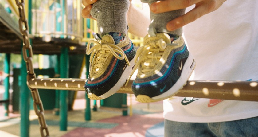 zapatillas nike 97 niño