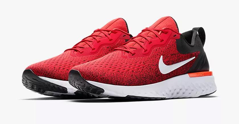 Nike Odyssey React, características y precios de la zapatilla para corredores pronadores