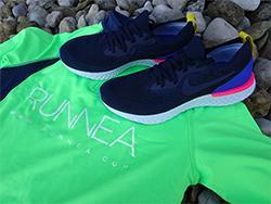 Precios de la Nike Odyssey React, zapatilla pronadora