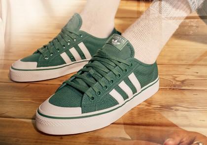 adidas nizza verdes