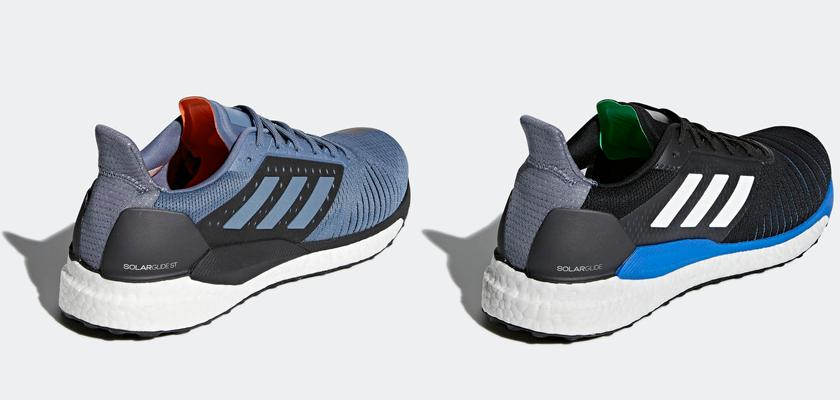 Adidas Solar Glide ST vs Adidas Solar Glide, características y precios