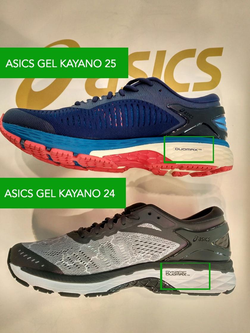 Asics Gel Kayano 25: Características - Zapatillas Running ...