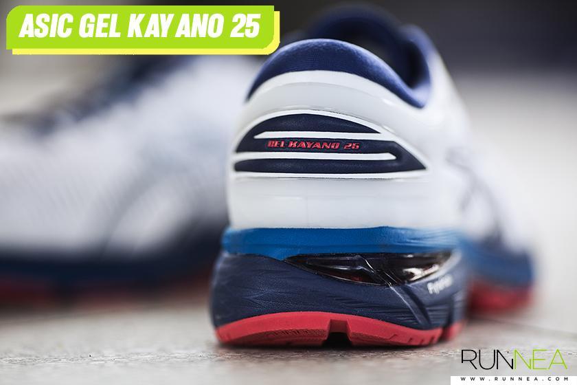 Comparativa de zapatillas de running: ASICS Gel Kayano 25 versus ASICS Gel Nimbus 20