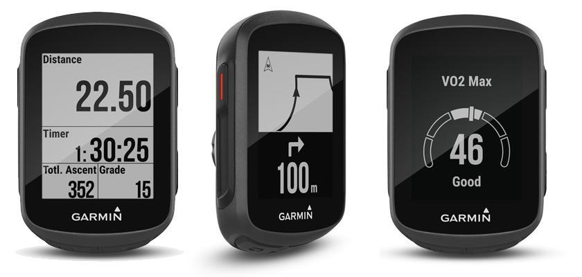 Garmin Edge 130, especificaciones técnicas del ciclocomputador GPS