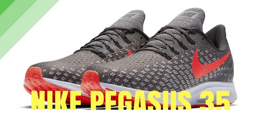 a4c9583f Nike Pegasus 35...años de historia calzando al runneante